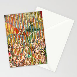 Being for the Benefit of Mr. Liddell's Daughters Stationery Cards