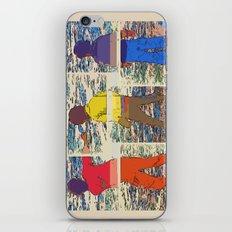 Jumping Stones iPhone & iPod Skin