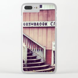 NorthBrook Canoe Company Clear iPhone Case