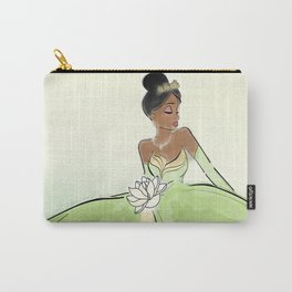 Princess Tiana. Carry-All Pouch
