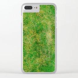 I Dieci Mondi (7.Apprendimento/Studio) Clear iPhone Case