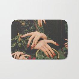 Touch Plants Bath Mat