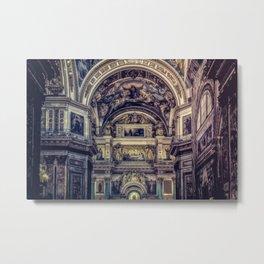 A Sanctuary of Hope Metal Print