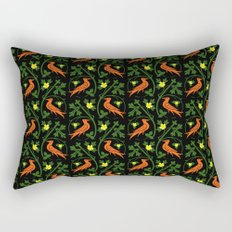 Pugin's Birds Rectangular Pillow