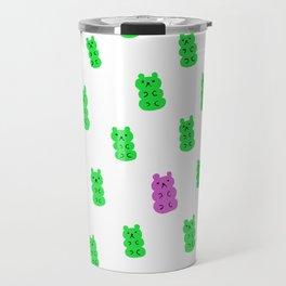 Gummy Bears Apple Flavor Travel Mug
