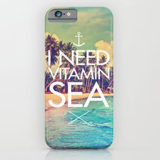 I Need Vitamin Sea iPhone 6s Slim Case