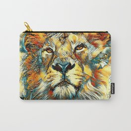 AnimalArt_Lion_20170607_by_JAMColorsSpecial Carry-All Pouch