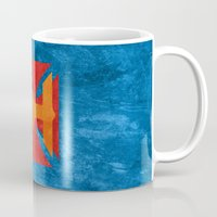 he man Mugs featuring He-Man by Some_Designs