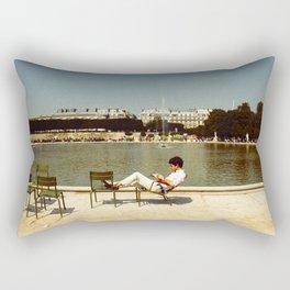 Paris Boy Rectangular Pillow