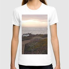 On the right path - Wildflowers bloom for those in love T-shirt