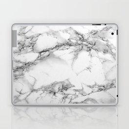 Marble - Gray Laptop & iPad Skin