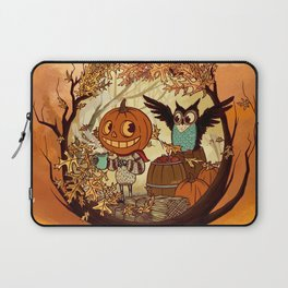 Fall Folklore Laptop Sleeve