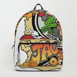 Jackson Ol' Nero Hot Salsa Label Backpack