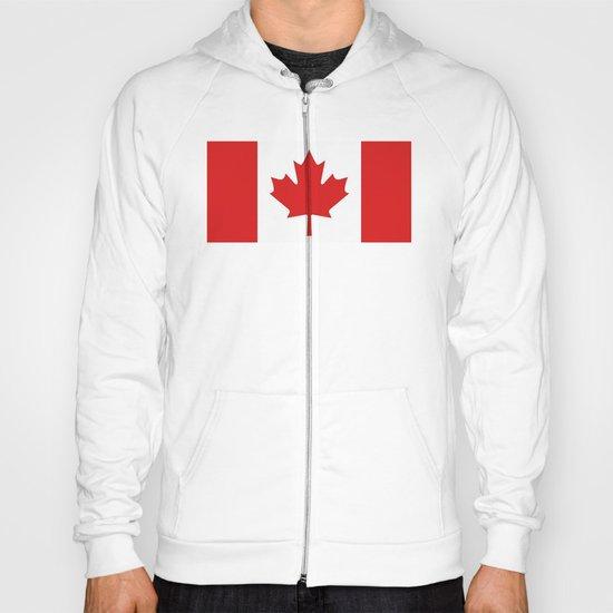 Canadian Flag  Hoody