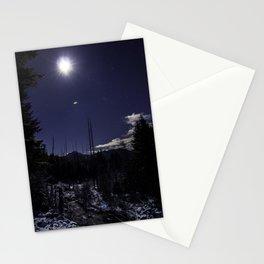 Moon Shine Stationery Cards