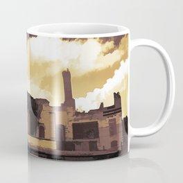 Abstracted Dungeness Ruins Coffee Mug