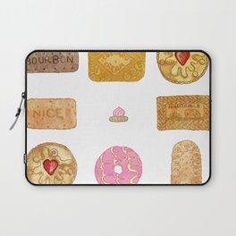 Biscuits Laptop Sleeve