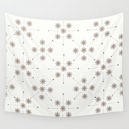 Floral Constellation (XL) Wall Tapestry