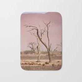 NAMIBIA ... pastel tones I Bath Mat