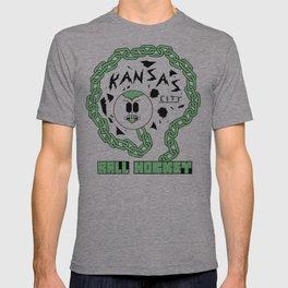 Kansas City Ball Hockey Wildin' Owt [Large Graphic] T-shirt