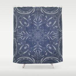 subtle gatto Shower Curtain