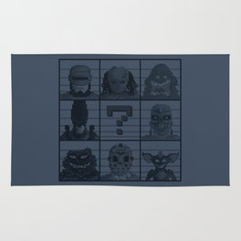 Select your character Rug