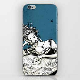 Calliope, The Muse of Epic Poetry iPhone Skin