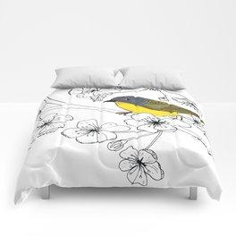 Nashville Warbler Comforters