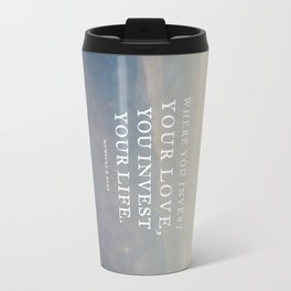 Personal Request Travel Mug