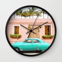 Valadero Wall Clock