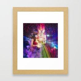 The Magic Show Framed Art Print