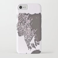 blush iPhone & iPod Cases featuring Blush by Jane Lacey Smith