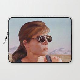 Sarah Connor Laptop Sleeve