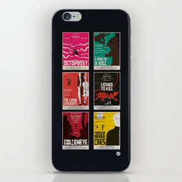 Bond #3 iPhone Skin
