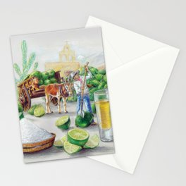 Los Limadores Stationery Cards