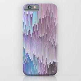 Cold Glitches iPhone Case