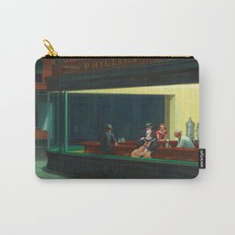 Pennywise in Hopper's Nighthawks Carry-All Pouch
