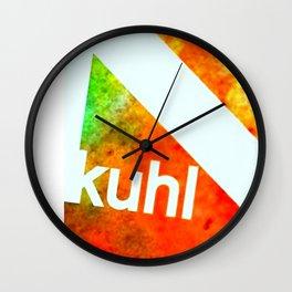Kuhl Big O Wall Clock