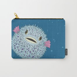 Puffer Carry-All Pouch