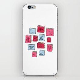 A Better Curriculum iPhone Skin
