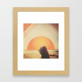 Portal I Framed Art Print