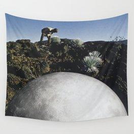Desert Moon Wall Tapestry