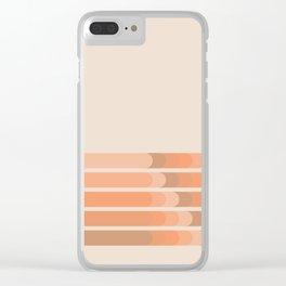 Soleil Slider Clear iPhone Case