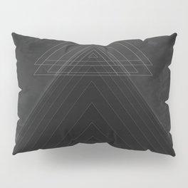 The Peak Pillow Sham