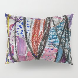 Womans Collaborative Pillow Sham