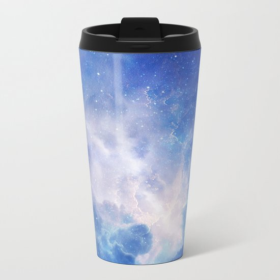The Universe Calling Metal Travel Mug