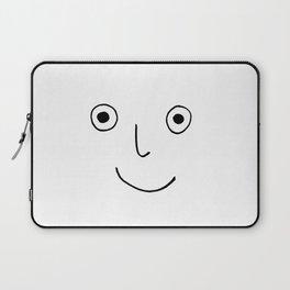 Happy Face Laptop Sleeve
