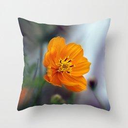 Flower2 Throw Pillow