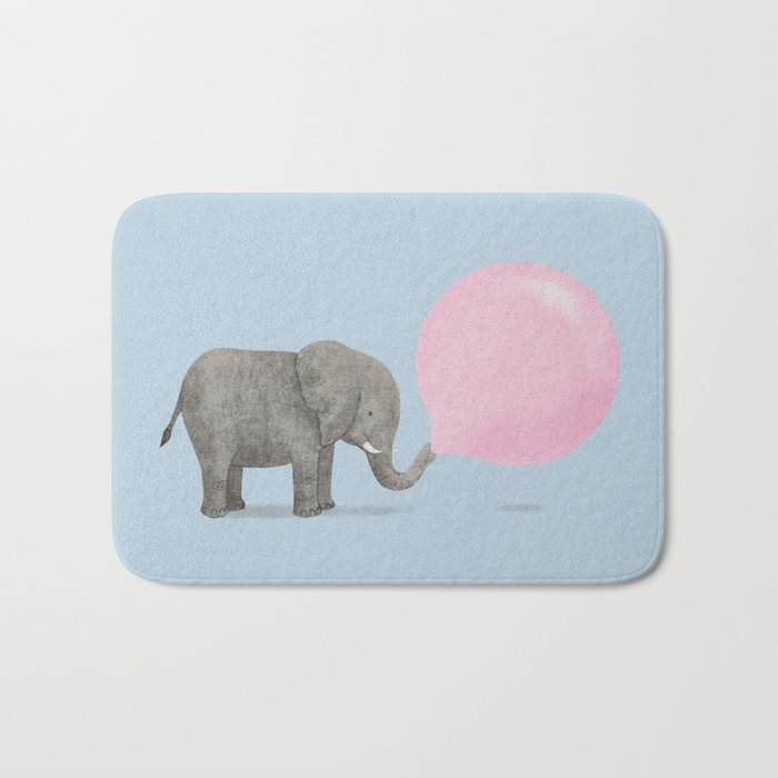 Jumbo Bubble II Bath Mat
