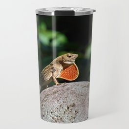 Hawaiian Lizard Travel Mug